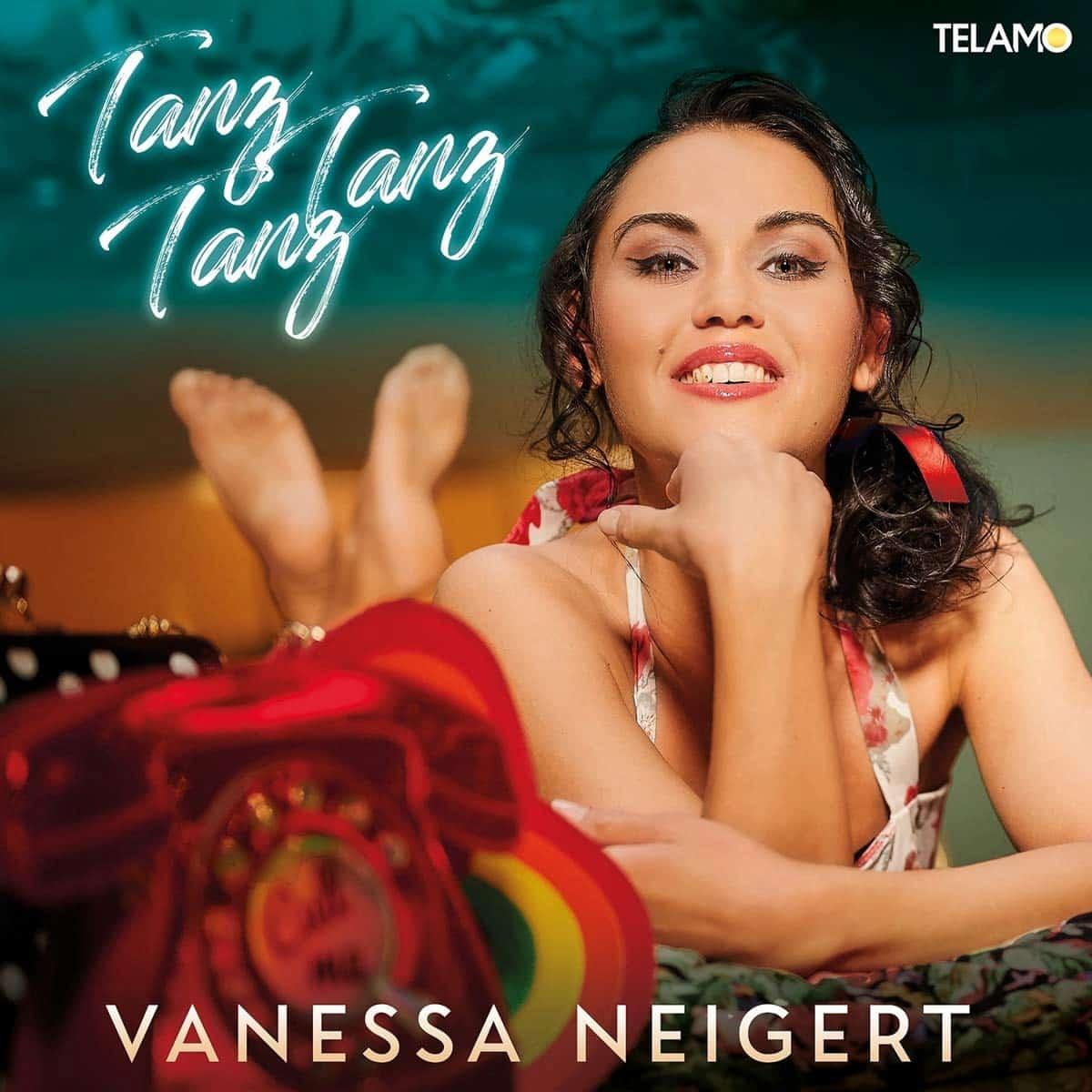 """Vanessa Neigert CD """"Tanz, Tanz, Tanz"""" 2021"""
