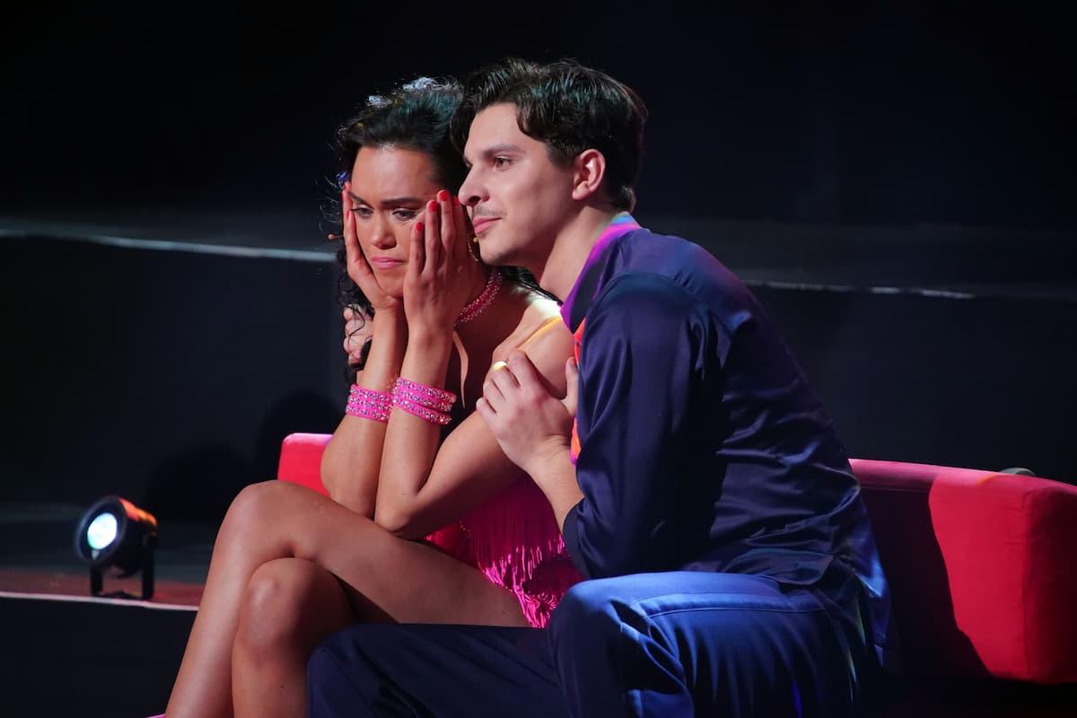 Vanessa Neigert und Alexandru Ionel ausgeschieden bei Let's dance am 5.3.2021