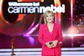 Willkommen bei Carmen Nebel am 13.3.2021 und Gäste im ZDF