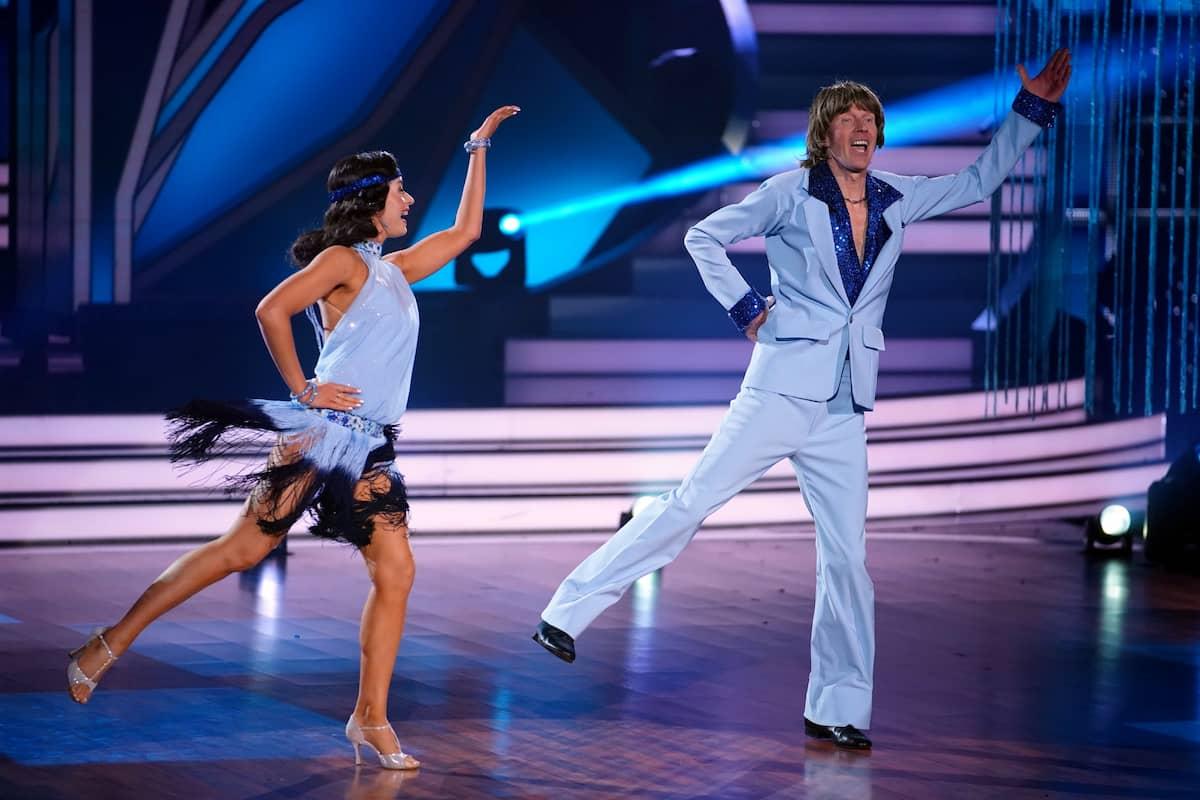 Ausgeschieden Malika Dzumaev und Mickie Krause bei Let's dance am 16.4.2021