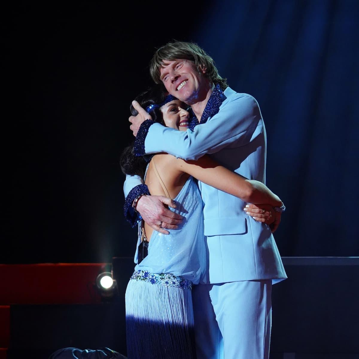 Ausgeschieden Mickie Krause und Malika Dzumaev bei Let's dance 16.4.2021