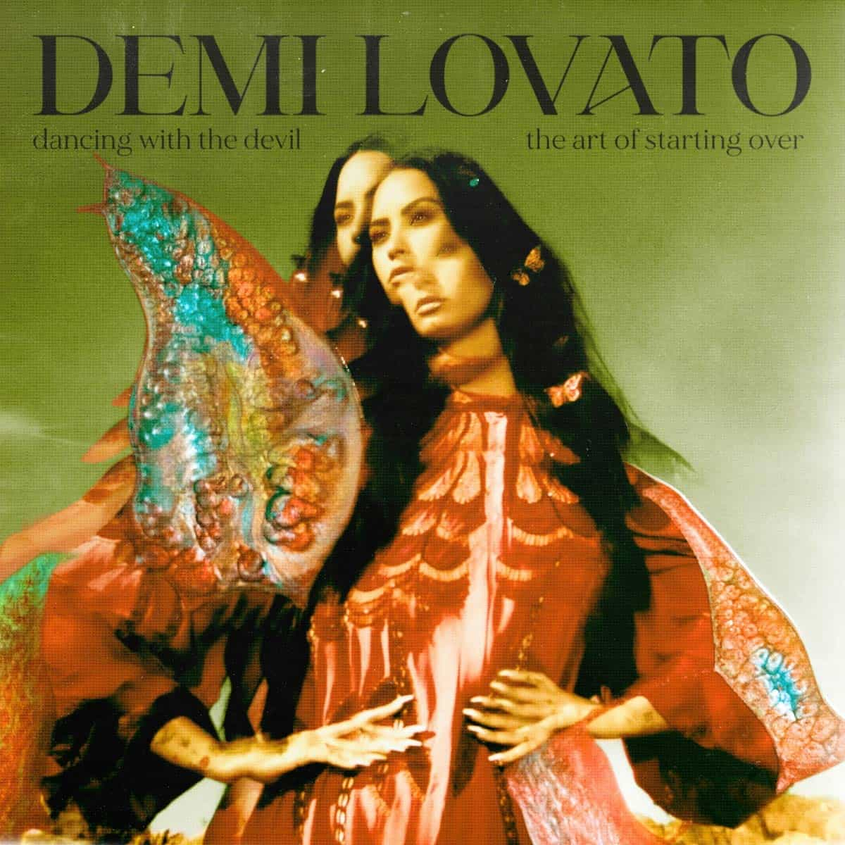 Demi Lovato - Neues Album Dancing with the Devil...The Art of Starting Over