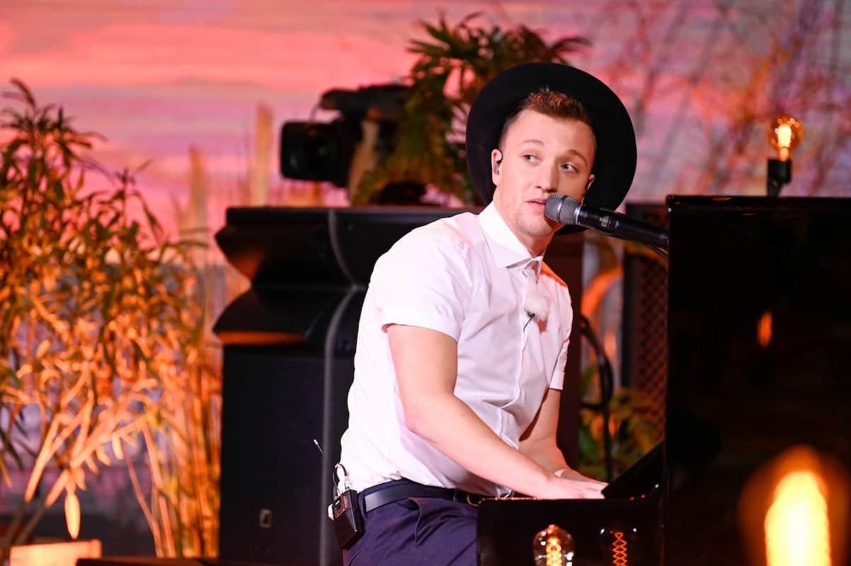 Joris singt bei Sing meinen Song - Das Tauschkonzert am 20.4.2021