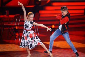 Let's dance Kids 2021 Halbfinale - Folge 3, Fakten und Meinung - hier im Bidl Jona Szewczenko - Tizio Toago Domingues da Silva