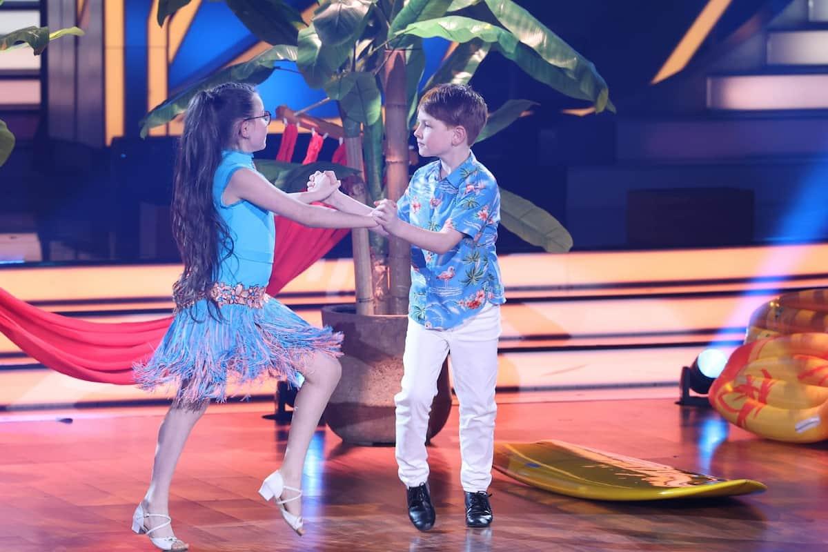 Let's dance Kids am 16.5.2021 Fakten & Meinung, Wer ist ausgeschieden