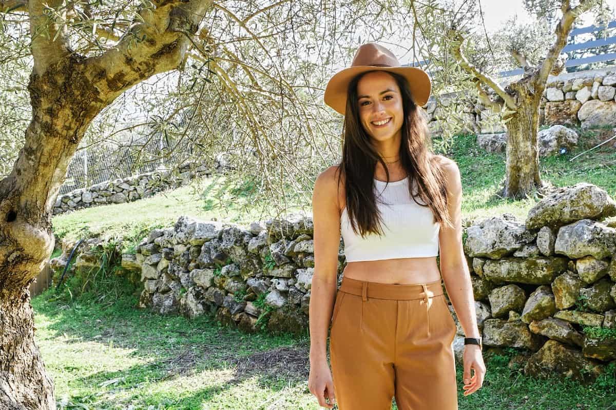 Princess Charming 2021 Dreharbeiten auf Kreta beendet - im Bild Irina Schlauch