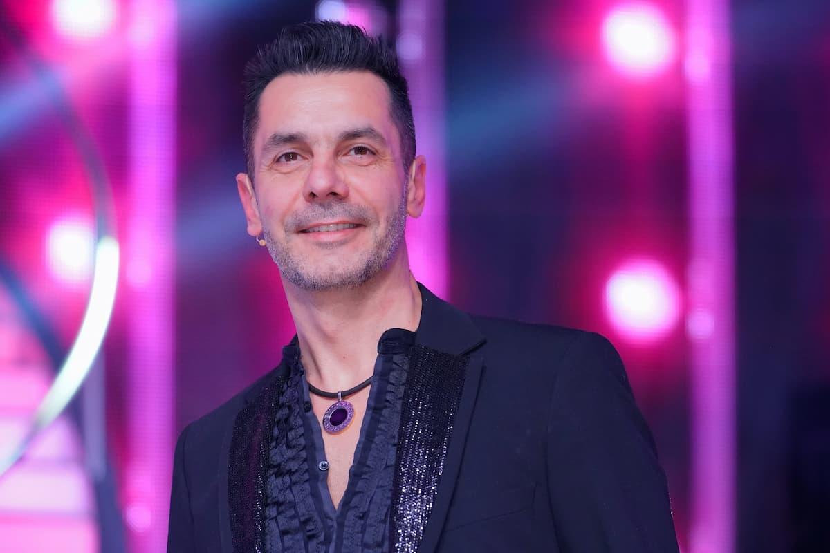 Roberto Albanese - Coach des Gewinner-Paares im Finale Let's dance Kids 2021