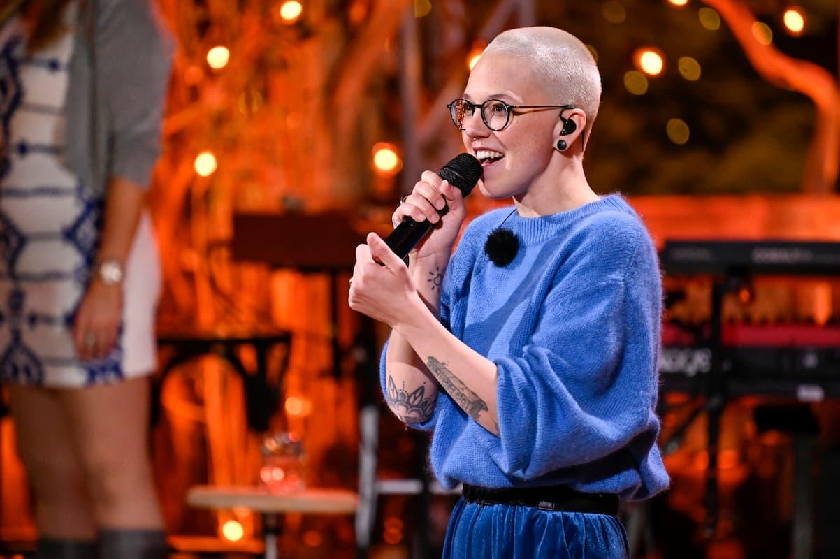 Stefanie Heinzmann singt bei Sing meinen Song - Das Tauschkonzert am 20.4.2021