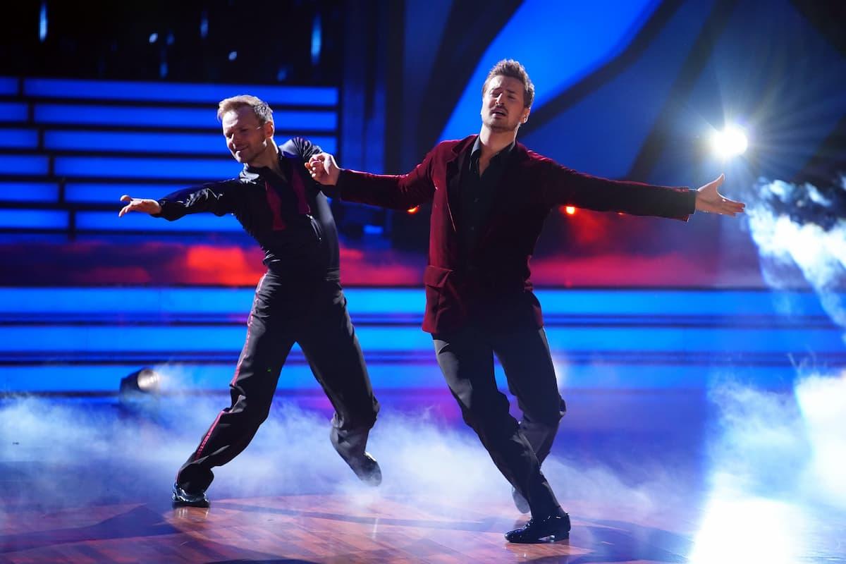 Vadim Garbuzov - Nicolas Puschmann Let's dance 16.4.2021