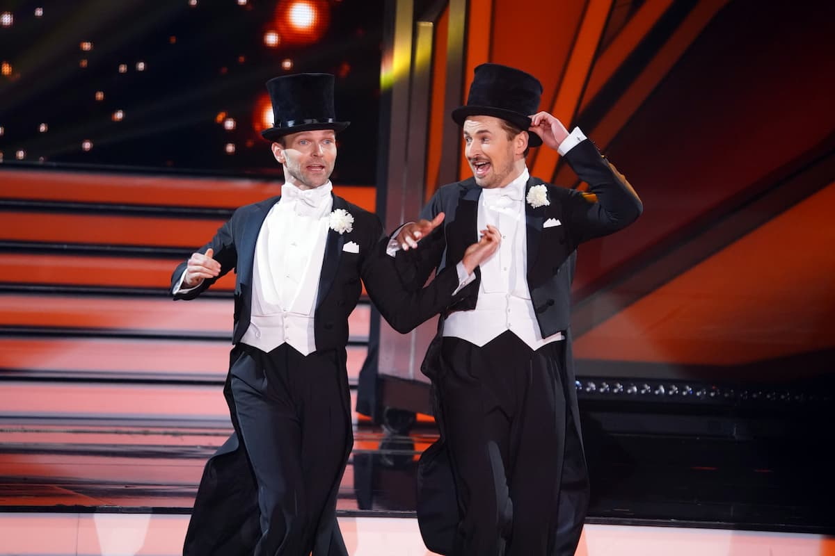 Vadim Garbuzov und Nicolas Puschmann bei Let's dance am 30.4.2021