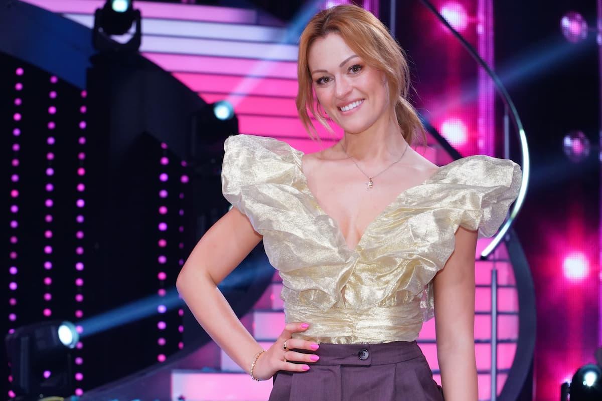 Victoria Kleinfelder-Cibis - Trainerin des zweitplatzierten Paares im Finale Let's dance 2021