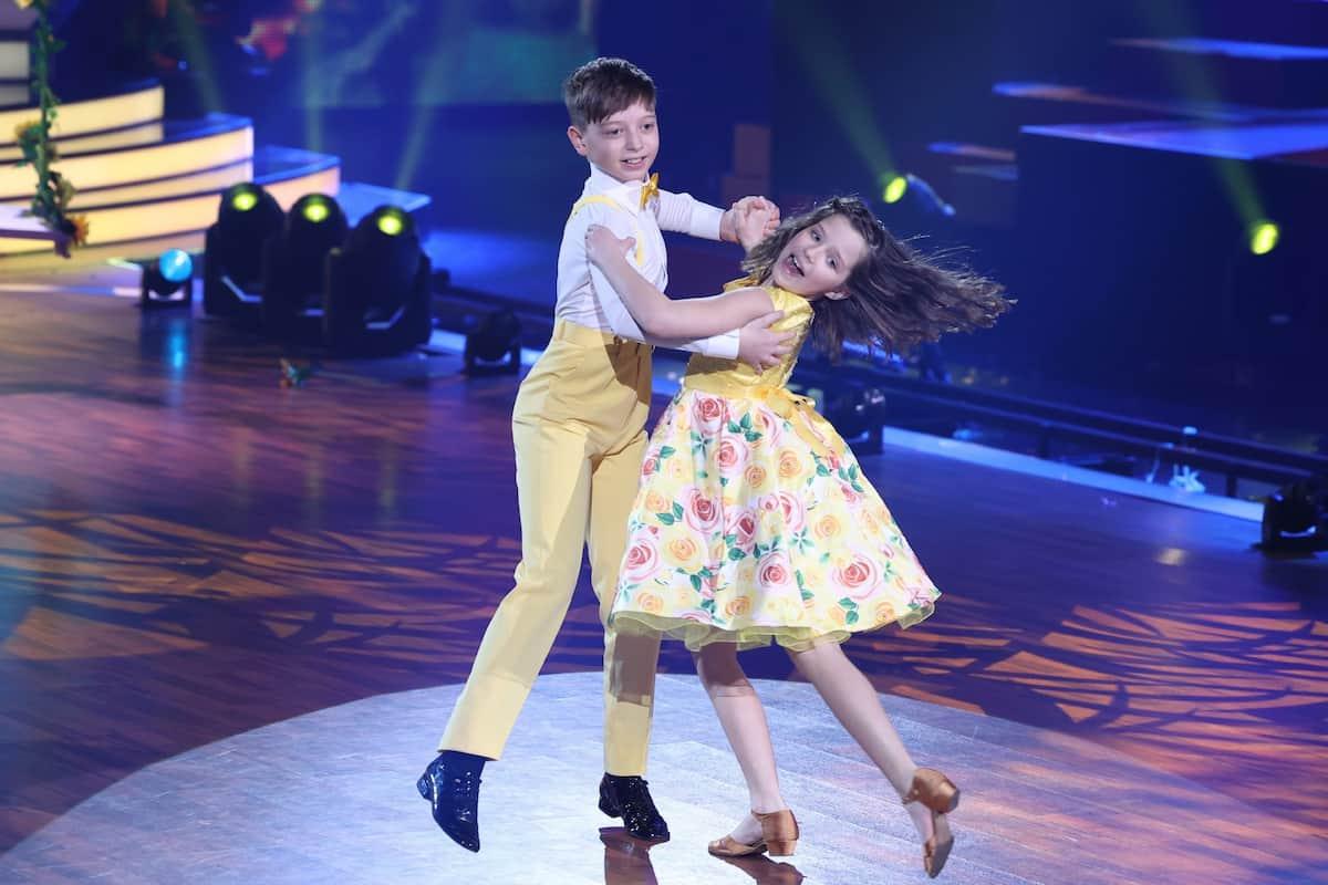 Zoe Baillieu - Mischa Bakscheev bei Let's dance am 16.5.2021