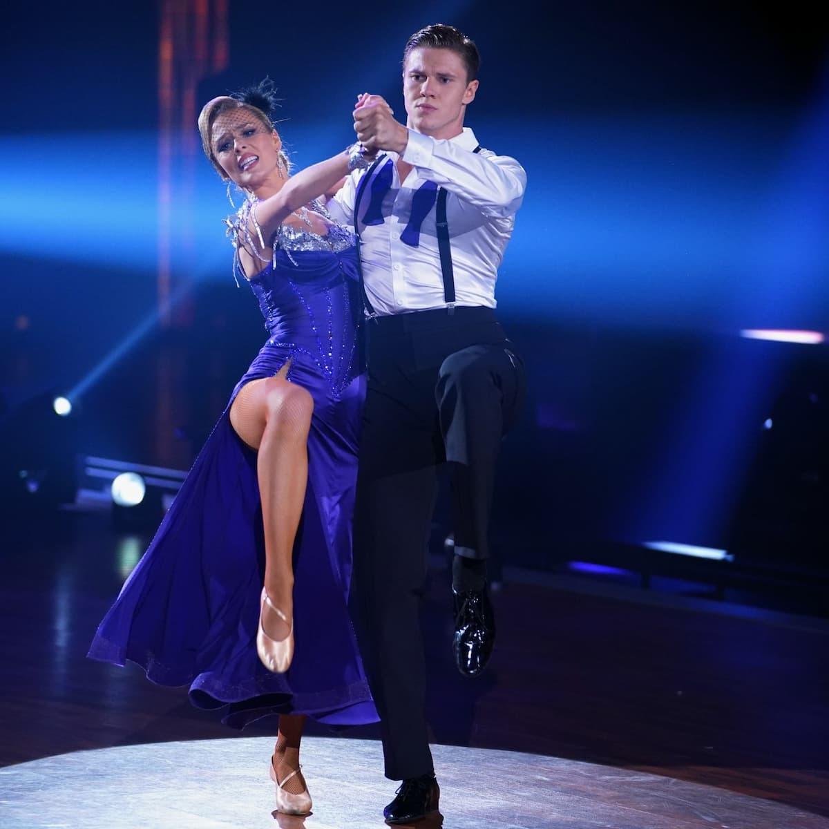 Ausgeschieden bei Let's dance am 21.5.2021 - Patricija Belousova und Simon Zachenhuber