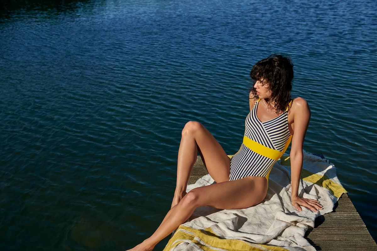 Badeanzug Modell Manuela von Marie Jo Swim - Bademode-Kollektion 2021