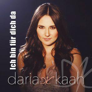 """Daria Kaah """"Ich bin für Dich da"""" in den Salsango Schlager-Charts"""