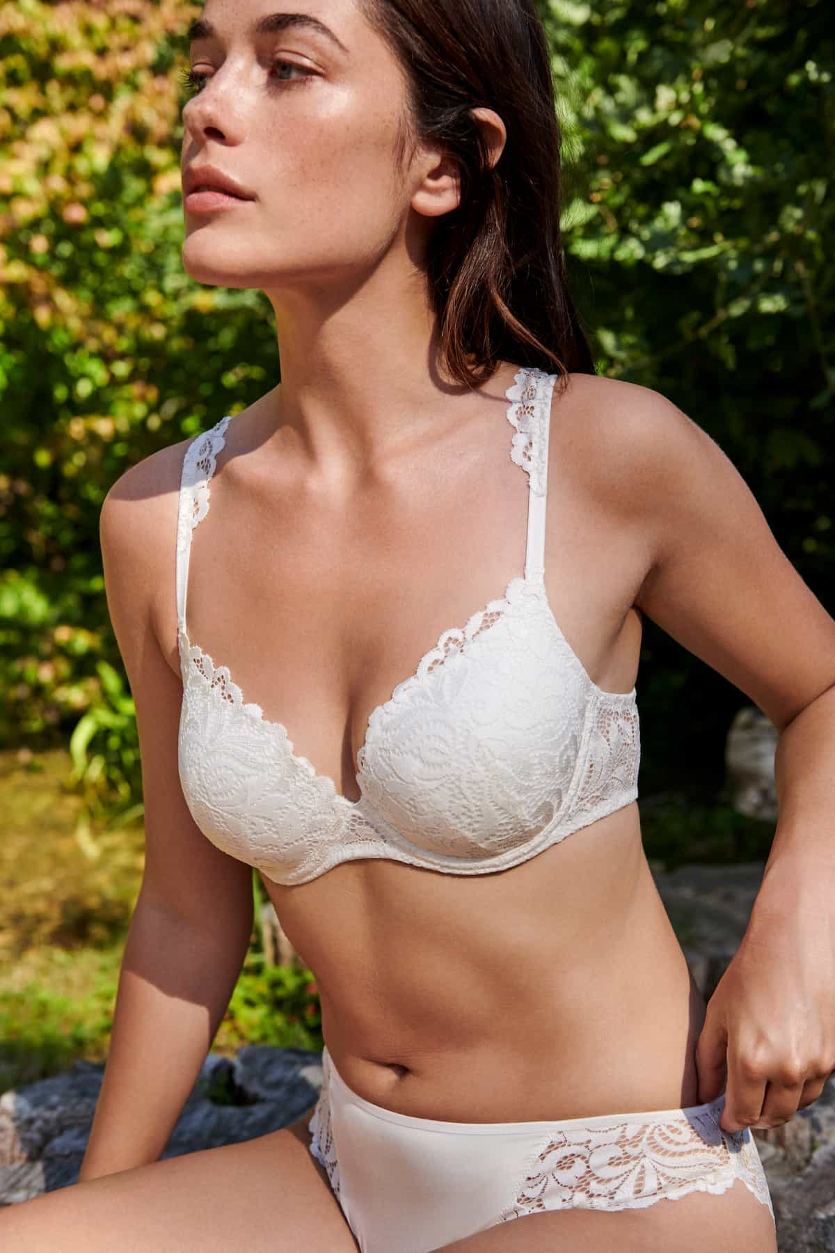 Dessous Marie Jo Modell Elis, Farbe Natural (Weiß) - Mode 2021