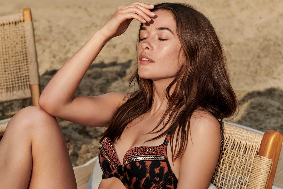 Marie Jo Swim 2021 - Bikini-Oberteil Modell Amanda - Farbe Zanzibar