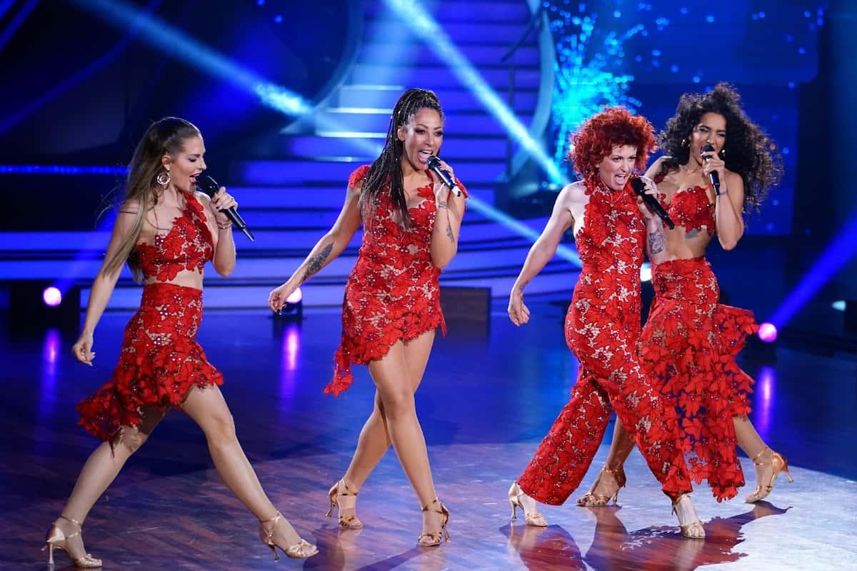 No Angels im Finale Let's dance am 28.5.2021