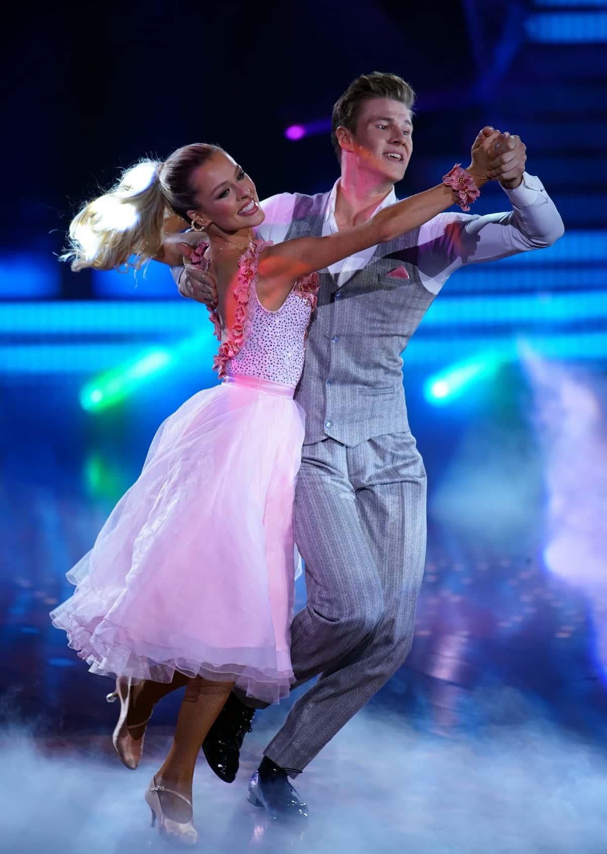 Patricija Belousova - Simon Zachenhuber bei Let's dance am 21.5.2021 ausgeschieden
