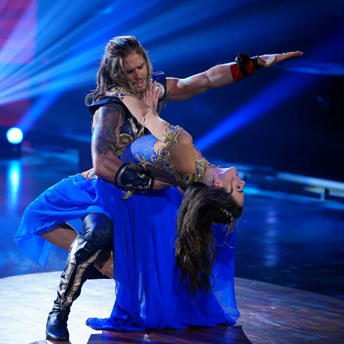 Rurik Gislason - Renata Lusin Kür im Finale Let's dance am 28.5.2021