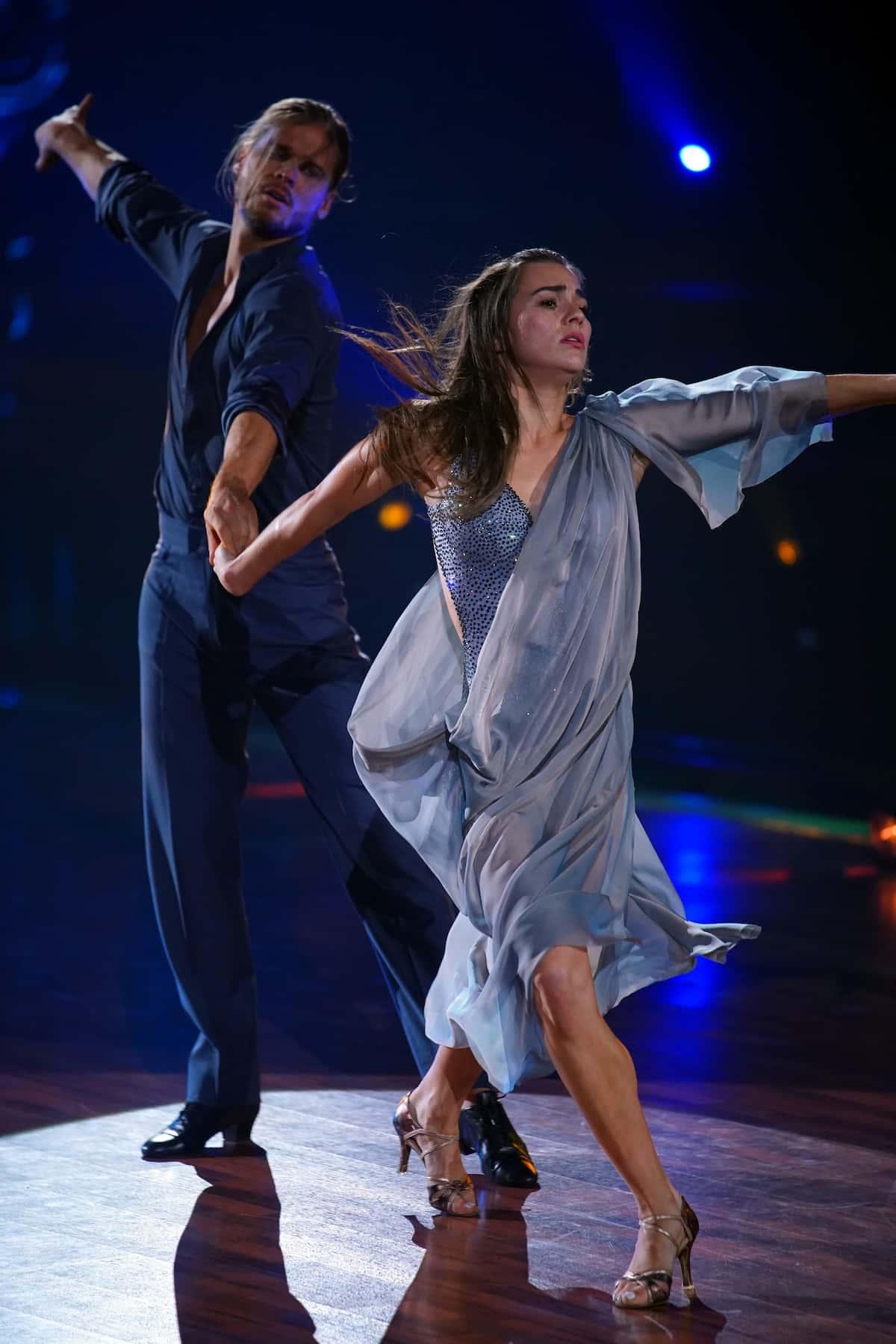 Rurik Gislason - Renata Lusin bei let's dance am 21.5.2021