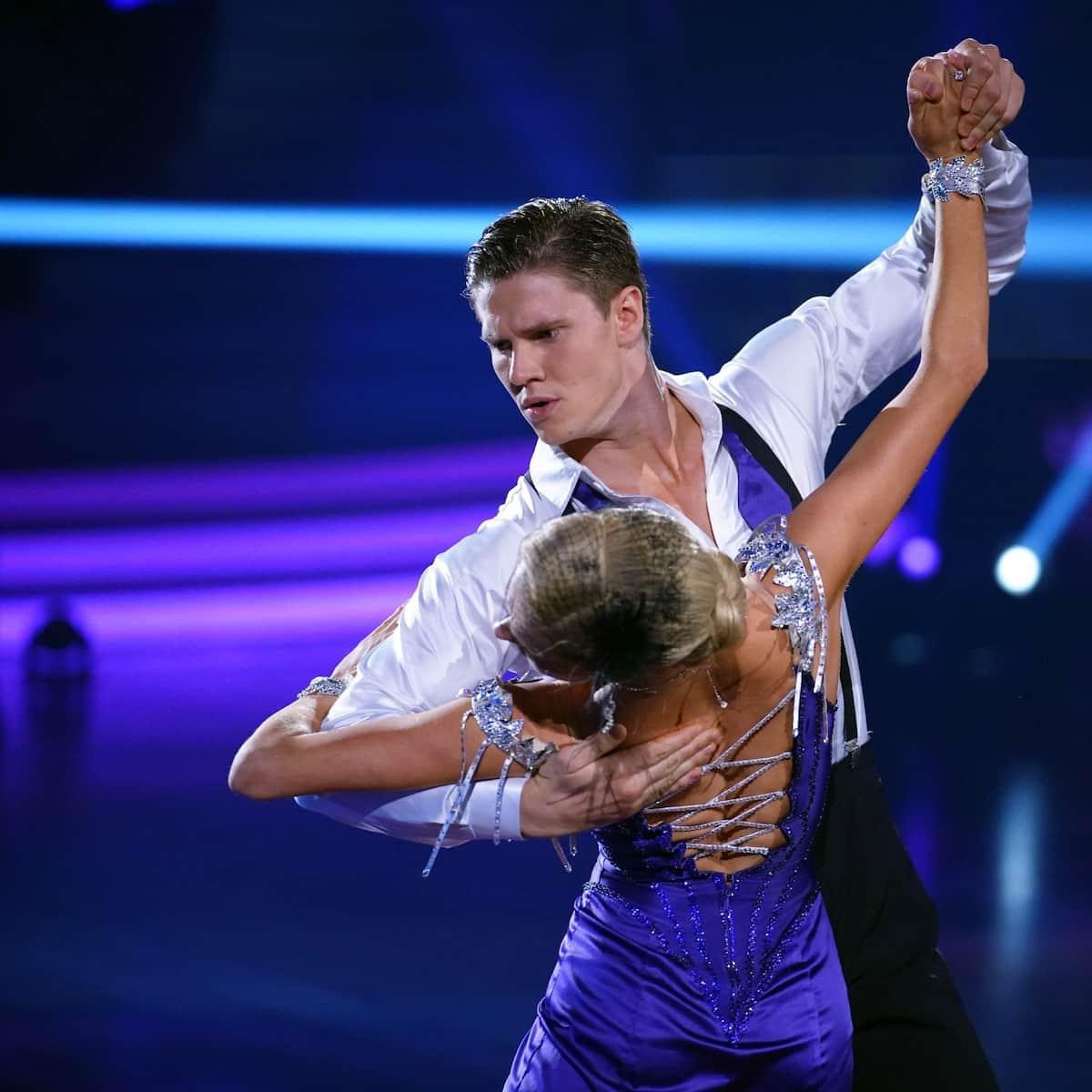 Simon Zachenhuber und Patricija Belousova ausgeschieden bei Let's dance am 21.5.2021