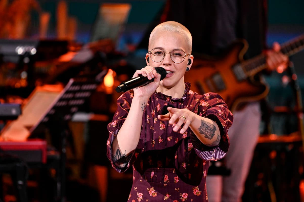 Sing meinen Song - Das Tauschkonzert am 4.5.2021 - hier Stefanie Heinzmann