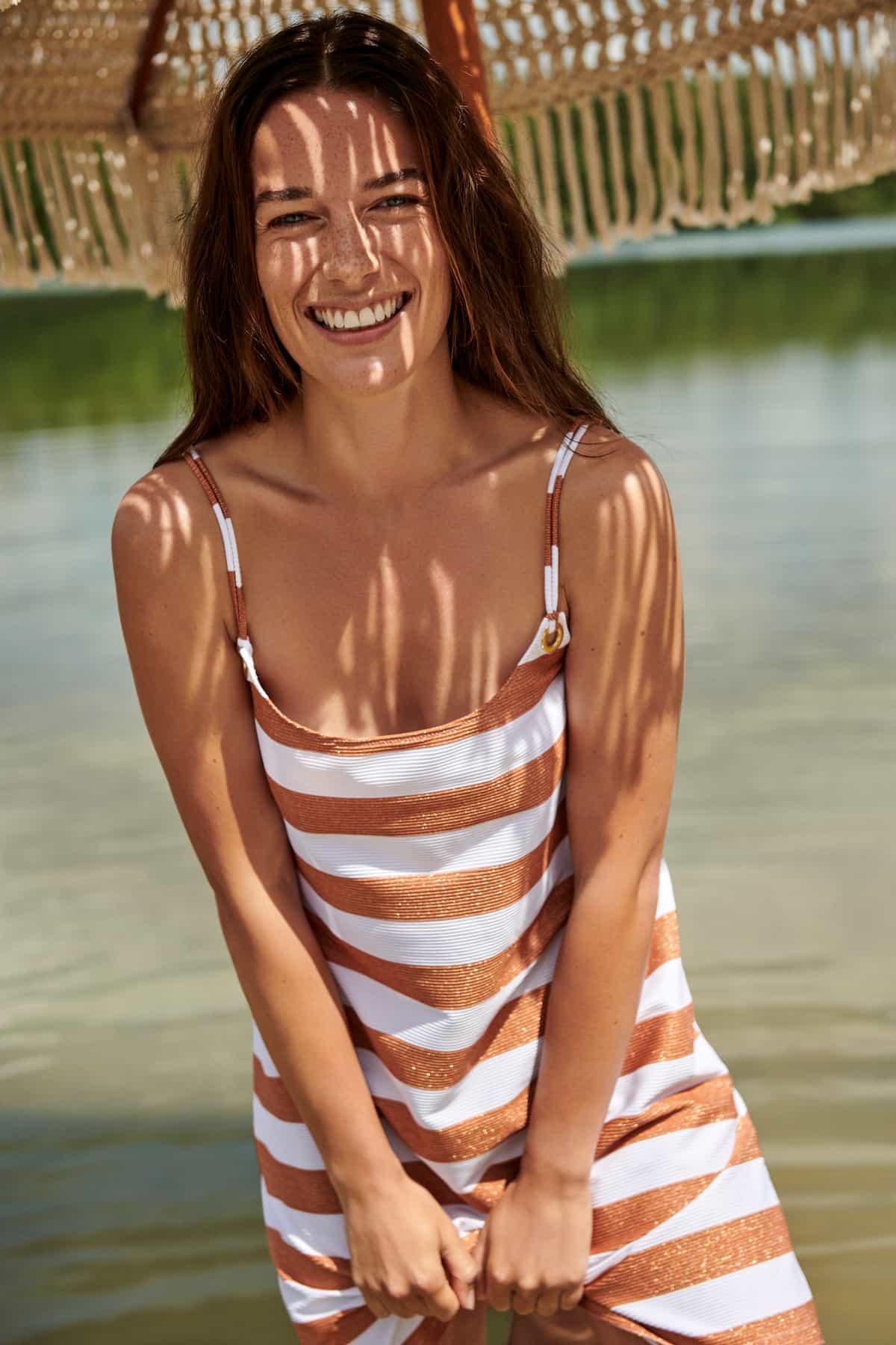 Sommermode 2021 - Strandkeid von Marie Jo Swim, Modell Fernanda