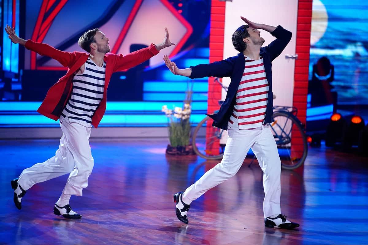 Vadim Garbuzov - Nicolas Puschmann - Charleston Finale Let's dance am 28.5.2021