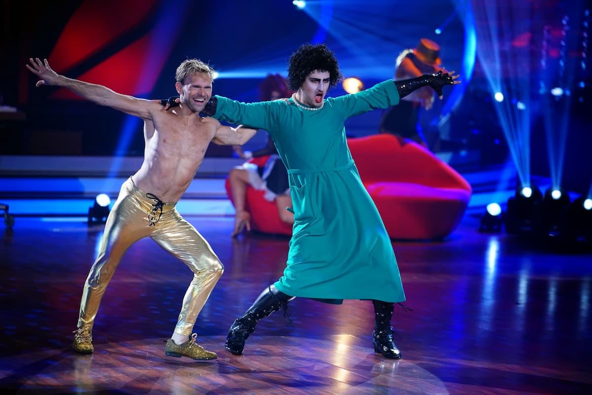 Vadim Garbuzov - Nicolas Puschmann Kür - Platz 3 im Finale Let's dance am 28.5.2021