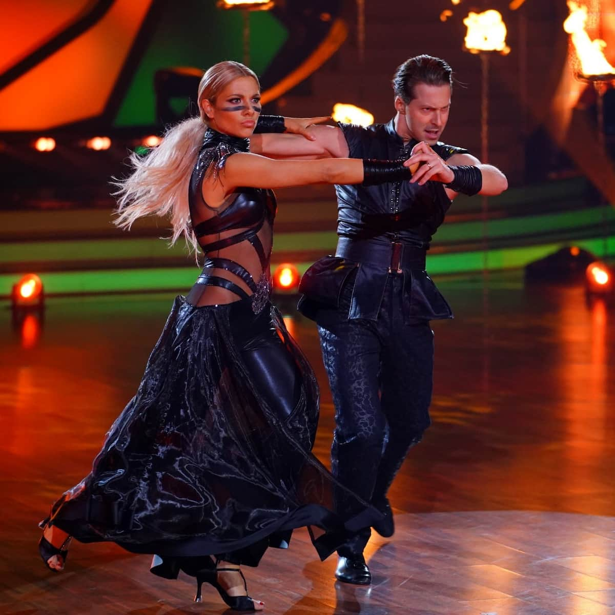 Valentina Pahde - Valentin Lusin Let's dance am 21.5.2021