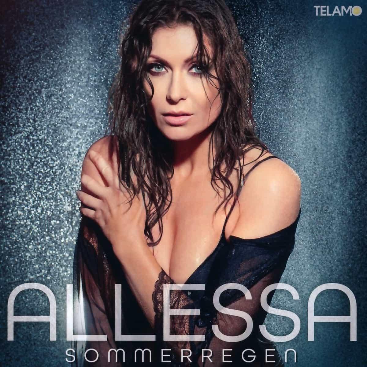 """Allessa, neue CD """"Sommerregen"""", ein fast perfektes Schlager-Album"""