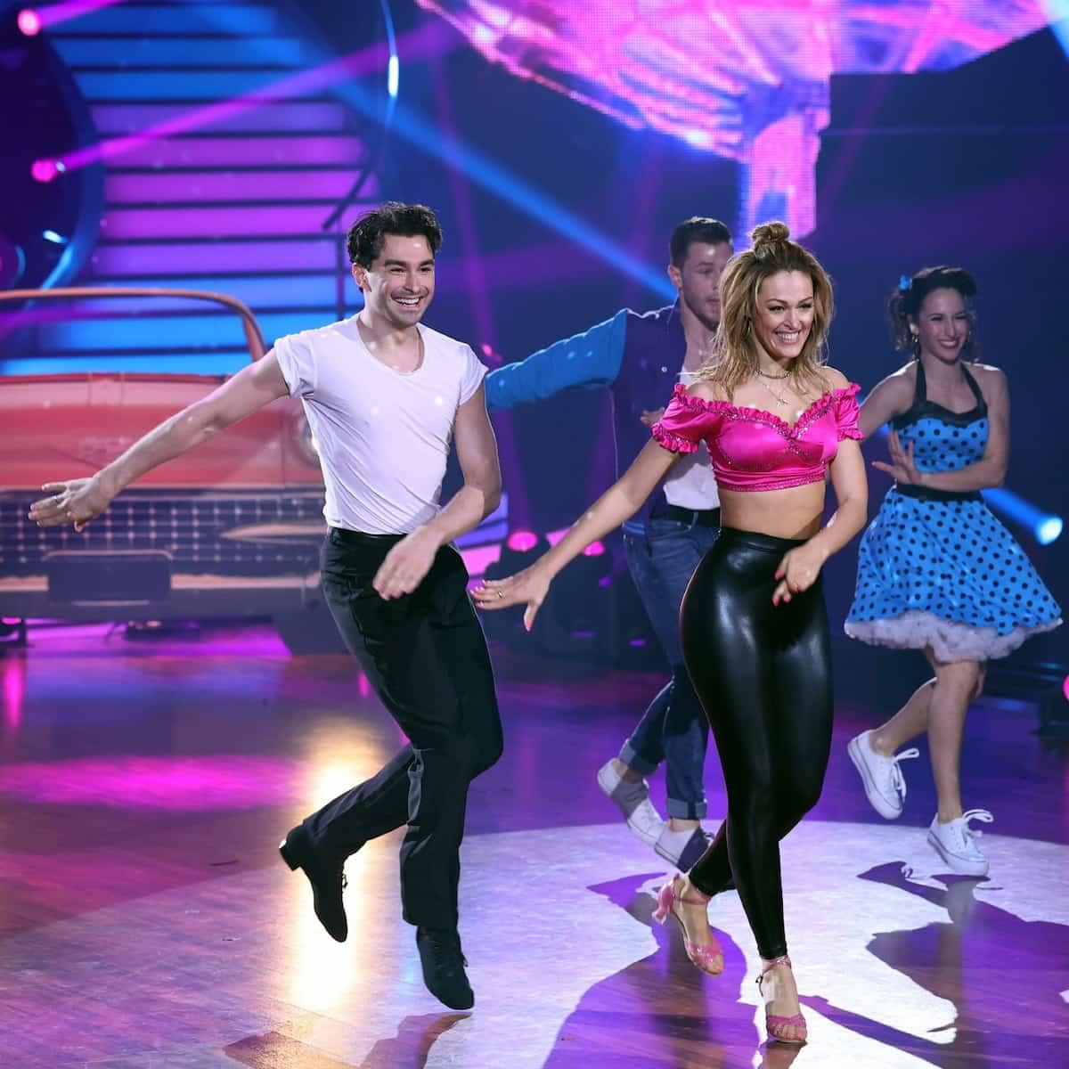 Andrzej Cibis - Victoria Kleinfelder-Cibis bei der Let's dance Profi-Challenge 2021