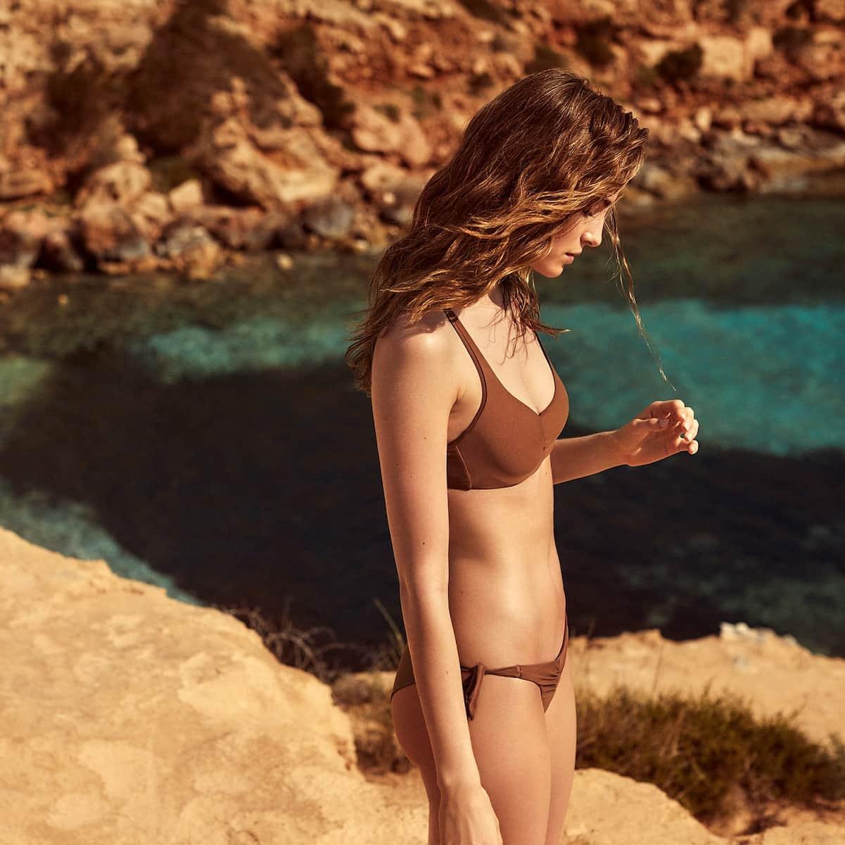 Bikini von Andres Sarda 2021, Modell Adichie