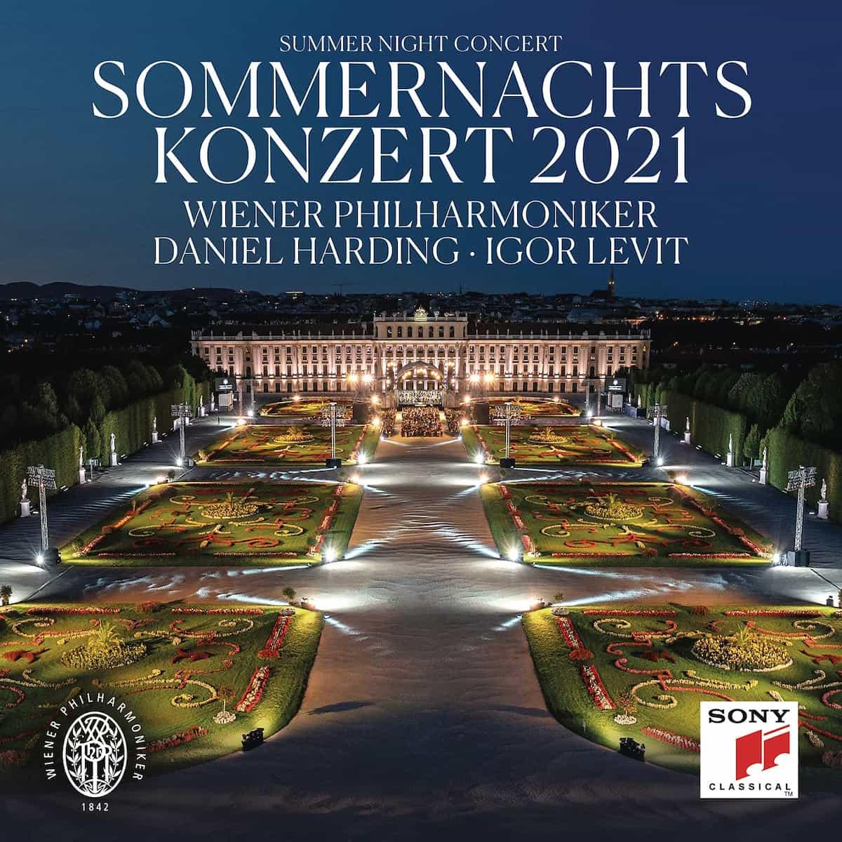CD vom Sommernachtskonzert 2021 der Wiener Philharmoniker