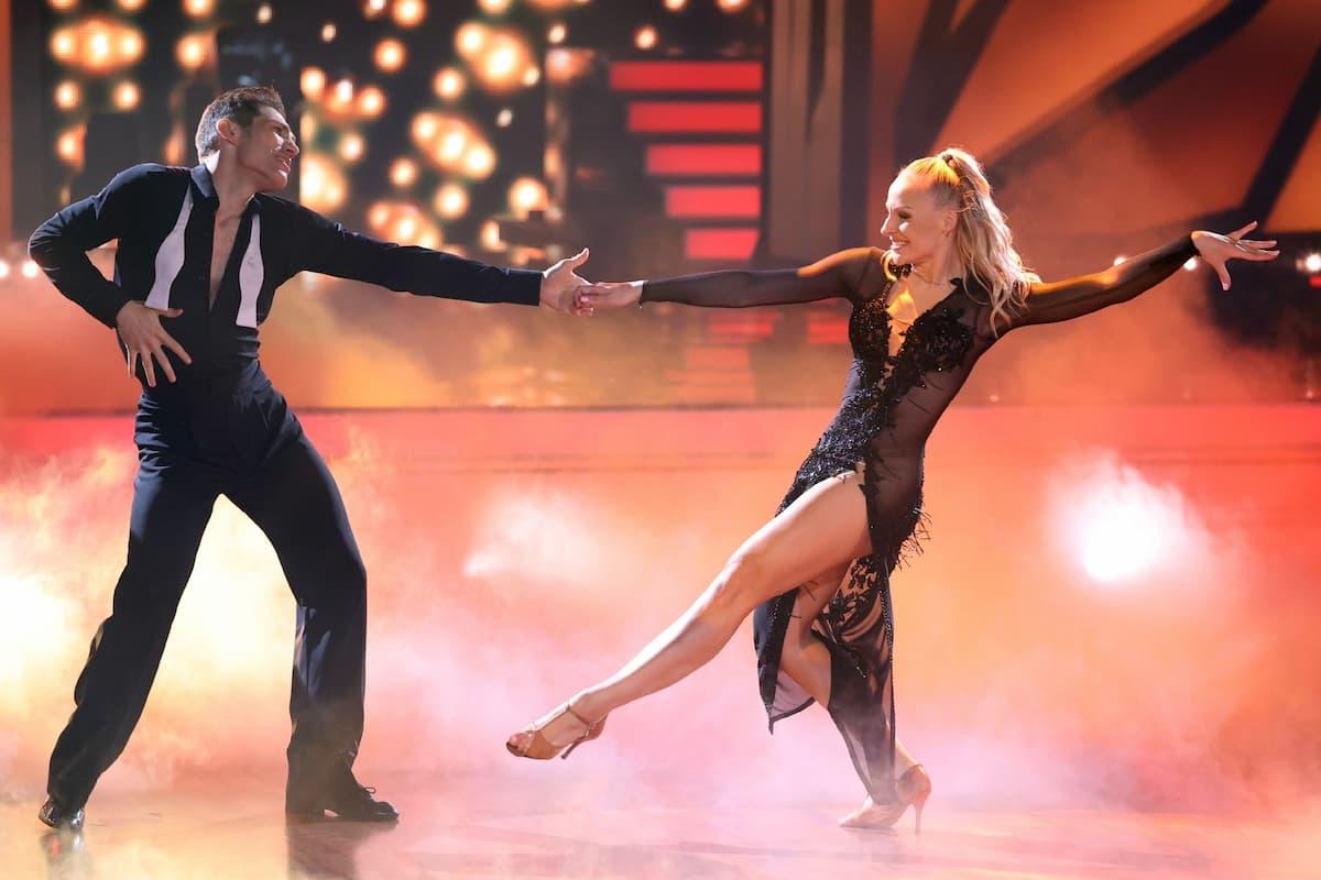 Christian Polanc und Marta Arndt Profi-Challenge Let's dance am 4.6.2021