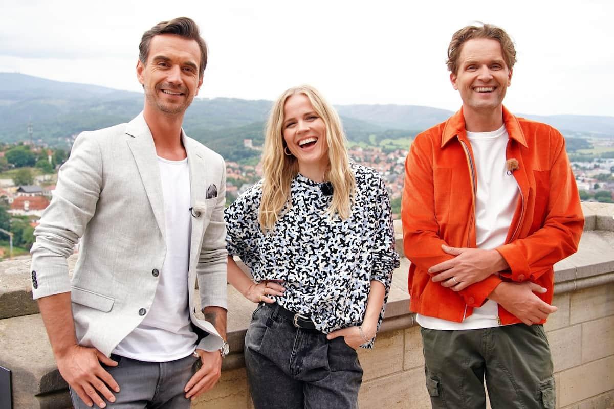 DSDS 2022 Jury - Florian Silbereisen, Ilse DeLange, Toby Gad