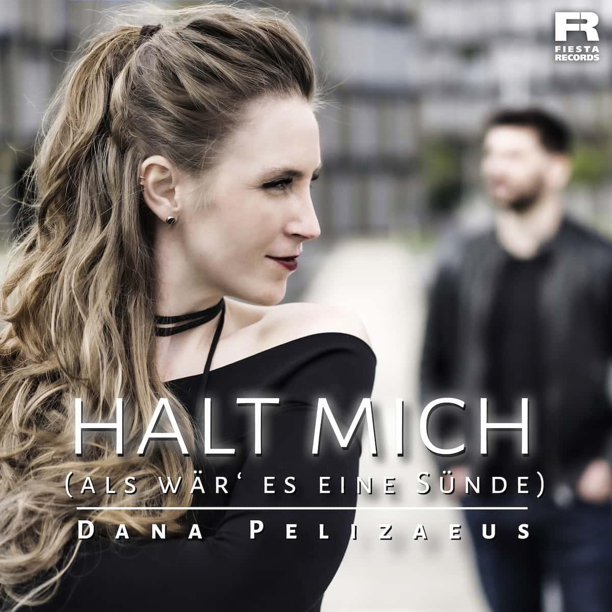 Dana Pelizaeus mit 'Halt mich als wär es eine Sünde' in den Salsango Schlager-Charts Neueinstieg von 0 auf 1