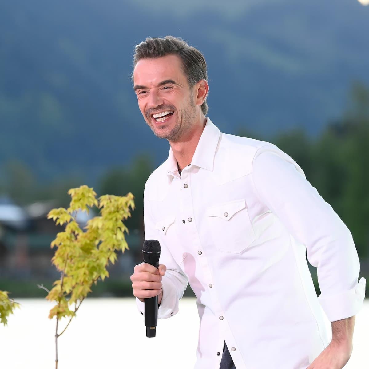 Florian Silbereisen beim Schlager-Countdown am 5.6.2021