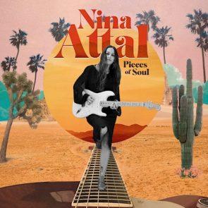 """Nina Attal: Neue CD """"Pieces of Soul"""" veröffentlicht"""