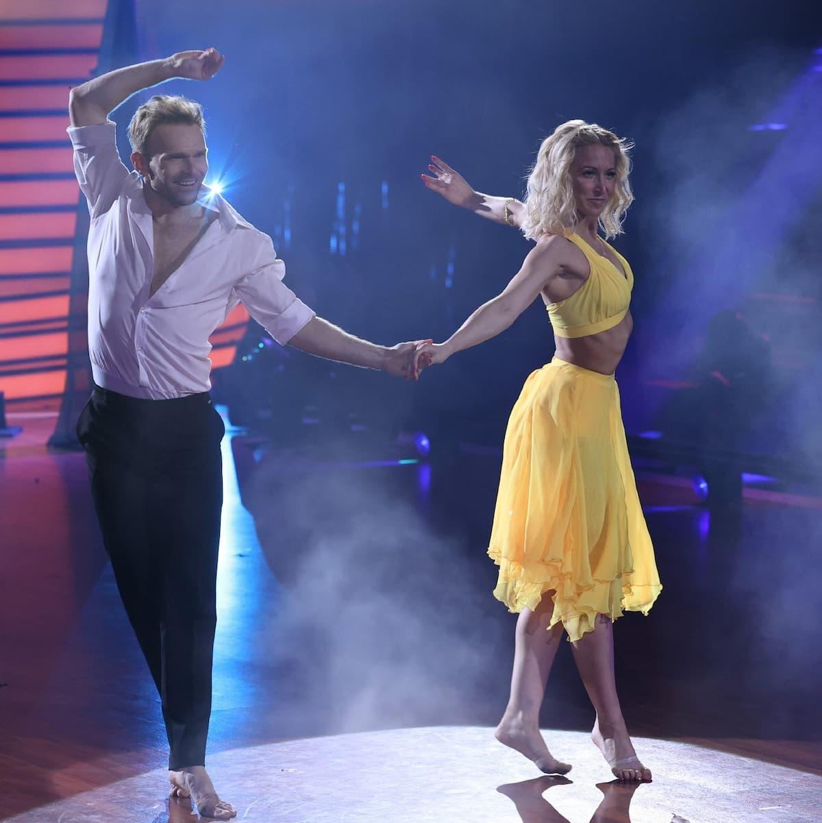 Platz 2 Let's dance Profi-Challenge 2021 Vadim Garbuzov - Kathrin Menzinger