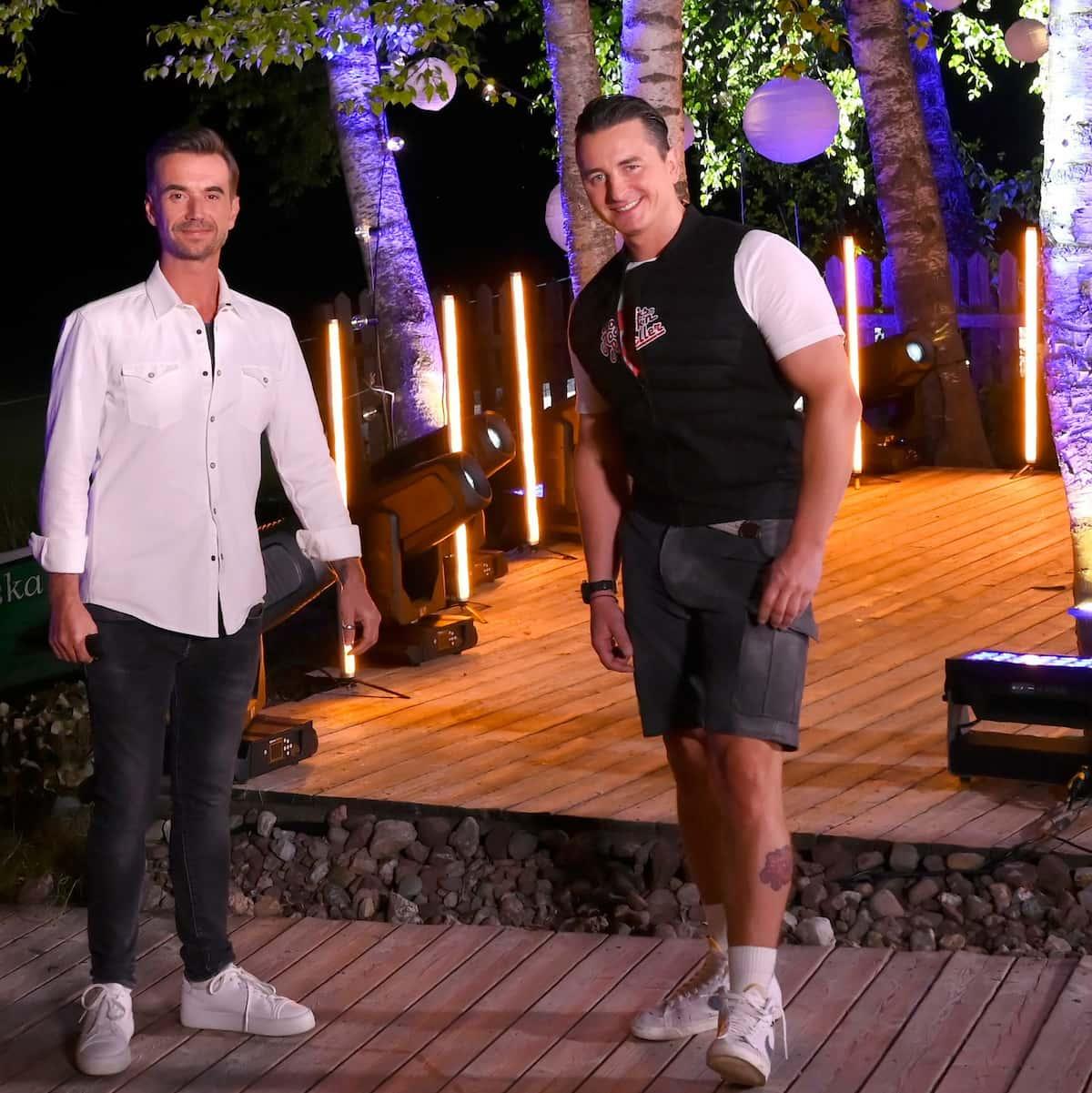 Schlager-Countdown am 5.6.2021 - Florian Silbereisen mit Andreas Gabalier