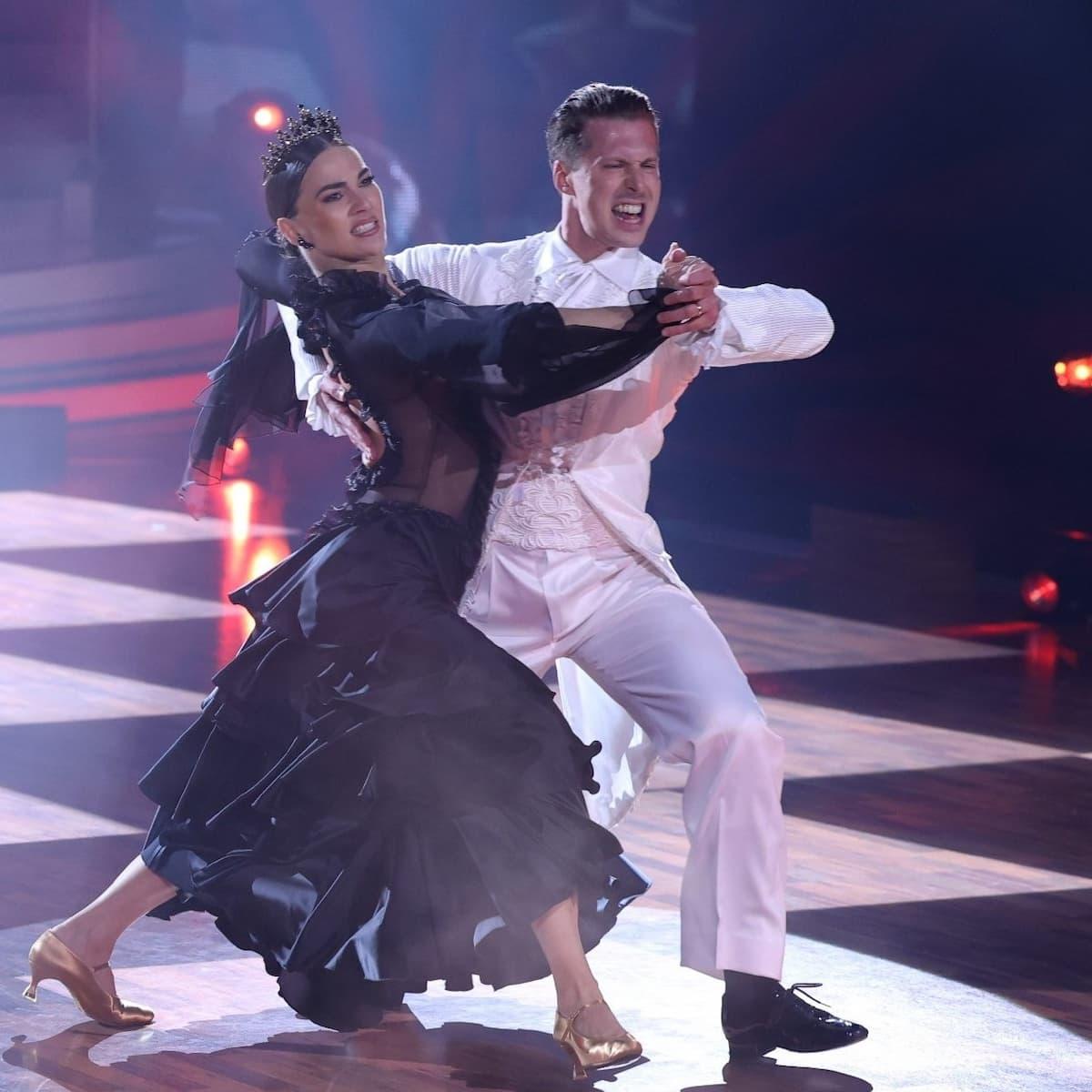 Sieger Lets dance Profi-Challenge 2021 Renata Lusin und Valentin Lusin