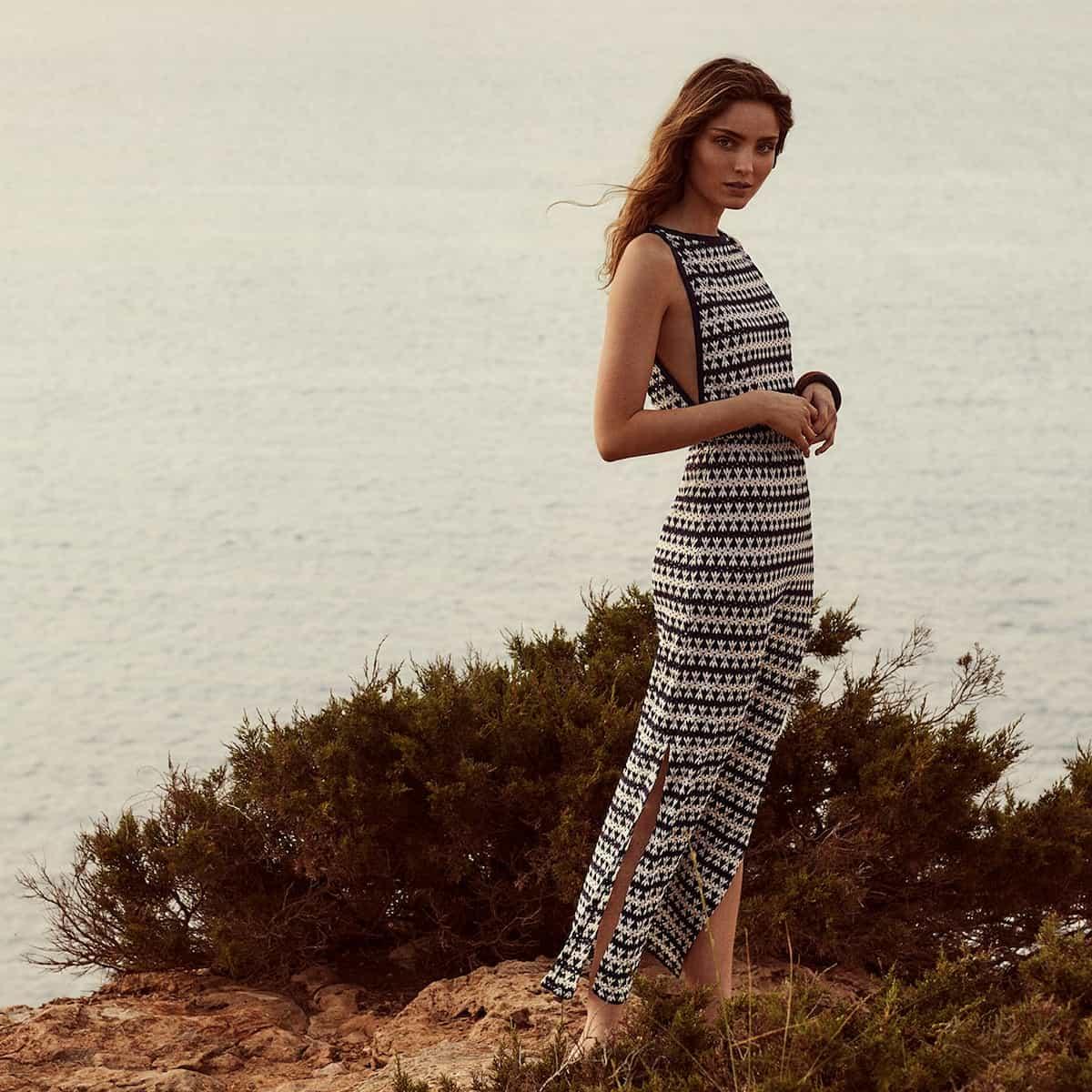 Strandkleid 2021 von Andres Sarda, Modell Imagine