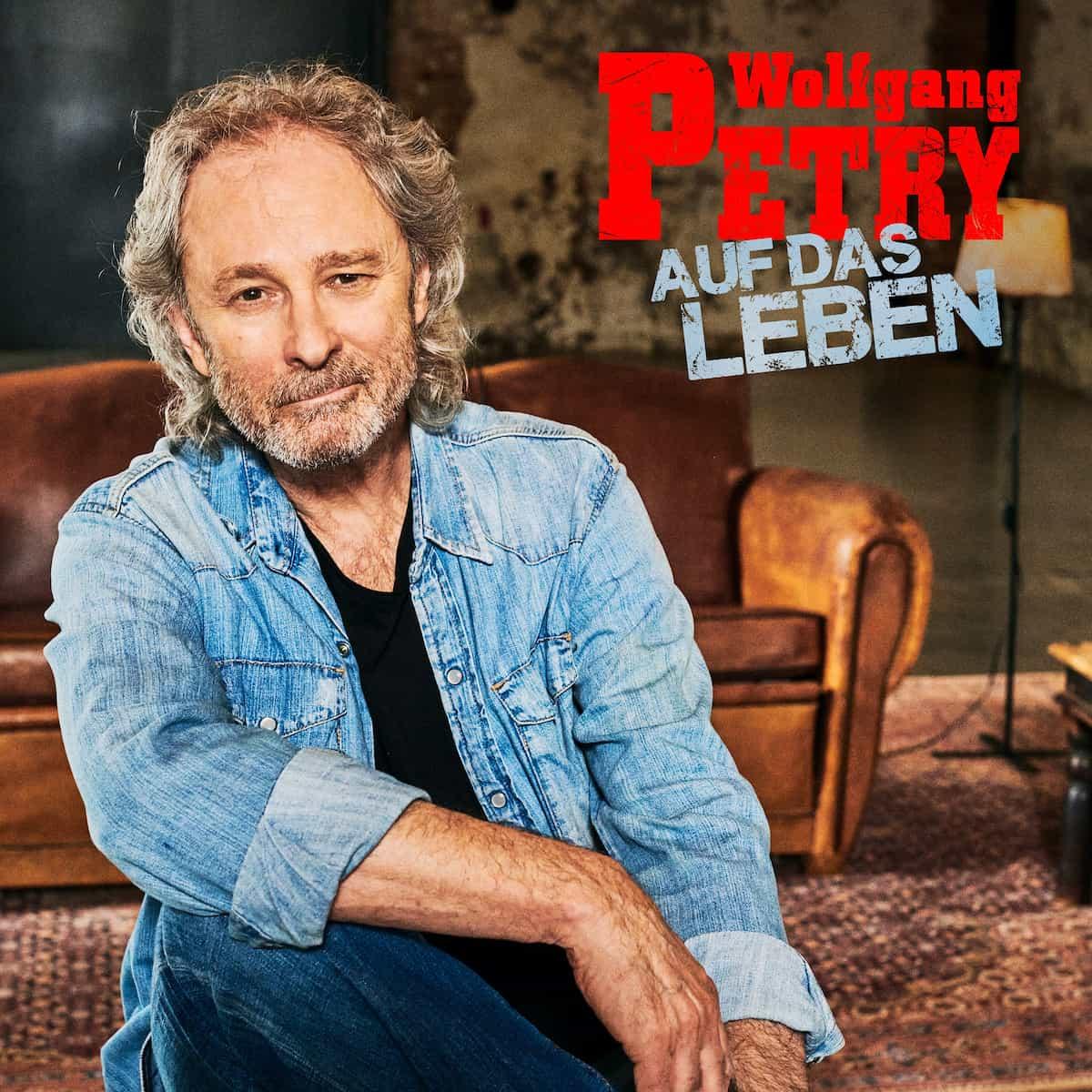 """Wolfgang Petry neue Schlager-CD """"Auf das Leben"""" 2021"""