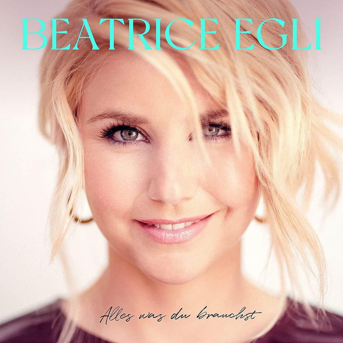 Beatrice Egli CD 2021 Alles was du brauchst