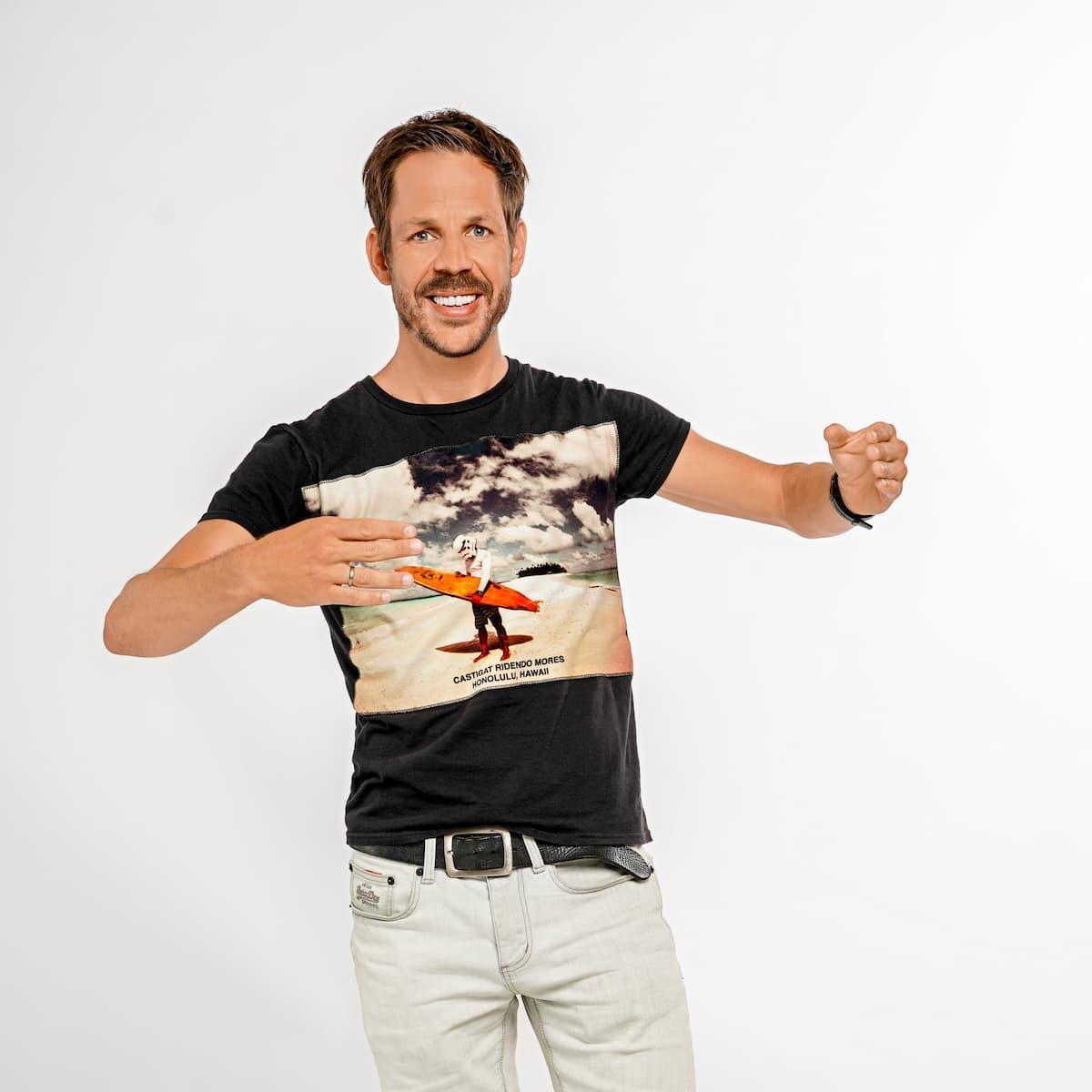 Bernhard Kohl - Kandidat Dancing Stars 2021