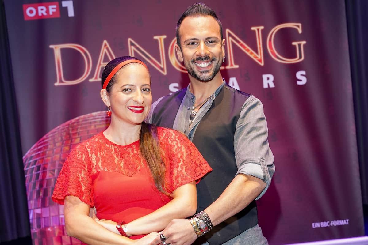 Caroline Athanasiadis & Danilo Campisi - Tanzpaar bei den Dancing Stars 2021