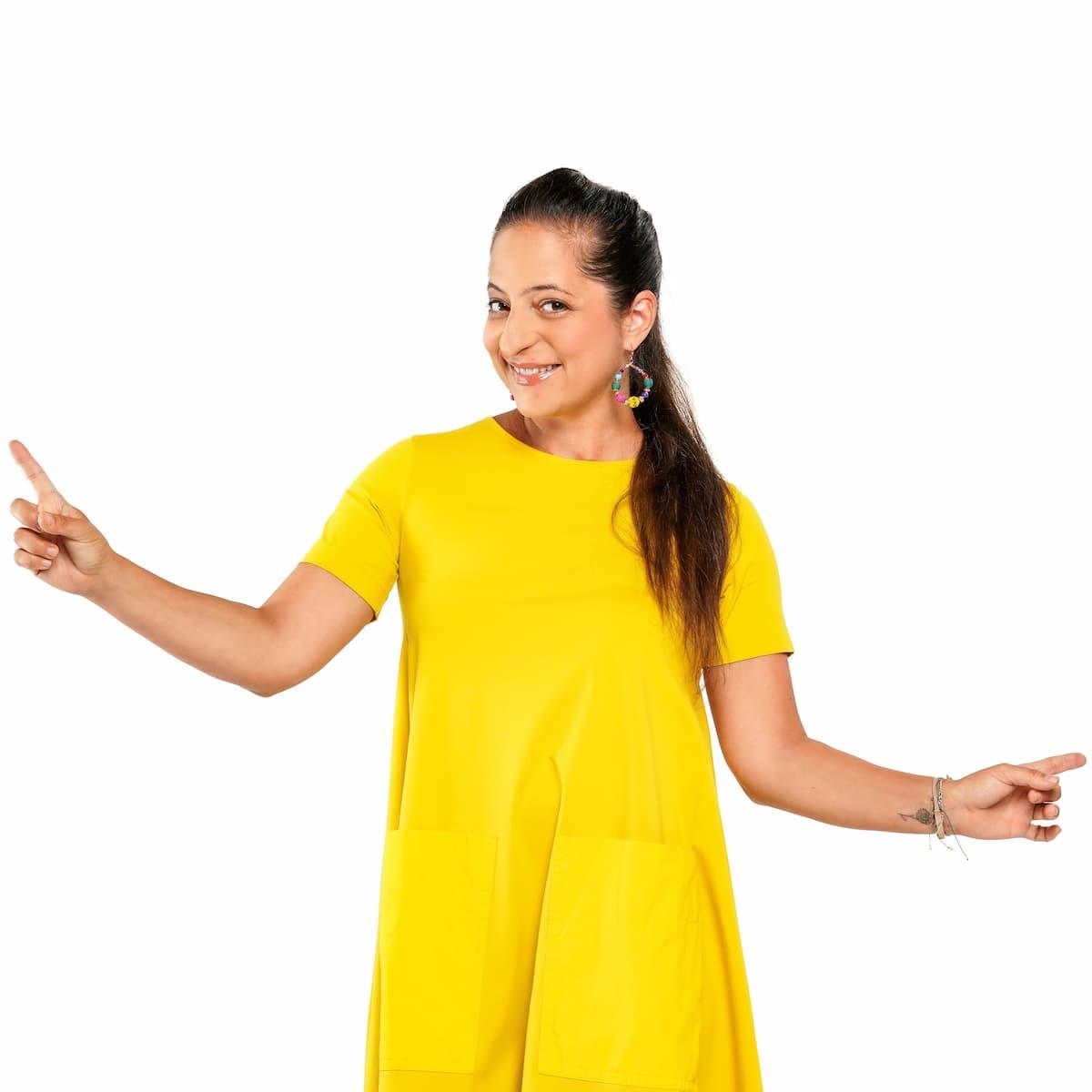 Caroline Athanasiadis - Kandidatin Dancing Stars 2021