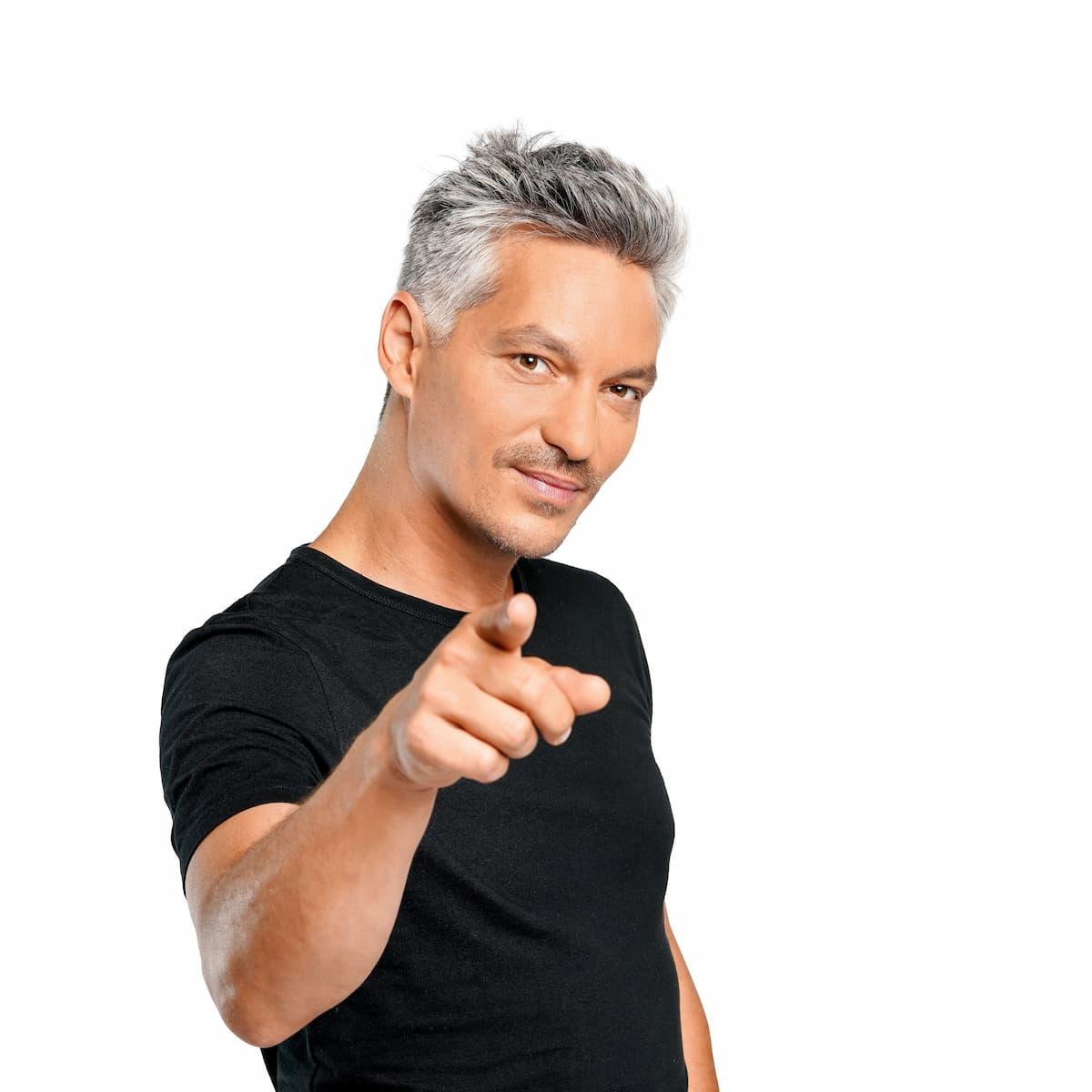 Faris Rahoma - Kandidat Dancing Stars 2021